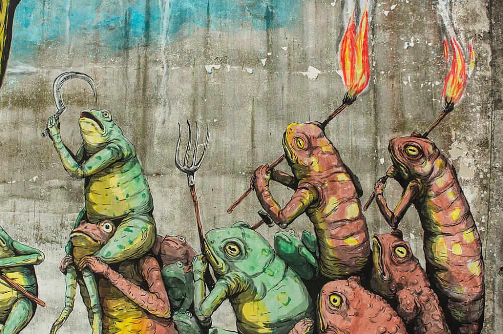 murales Ericailcane