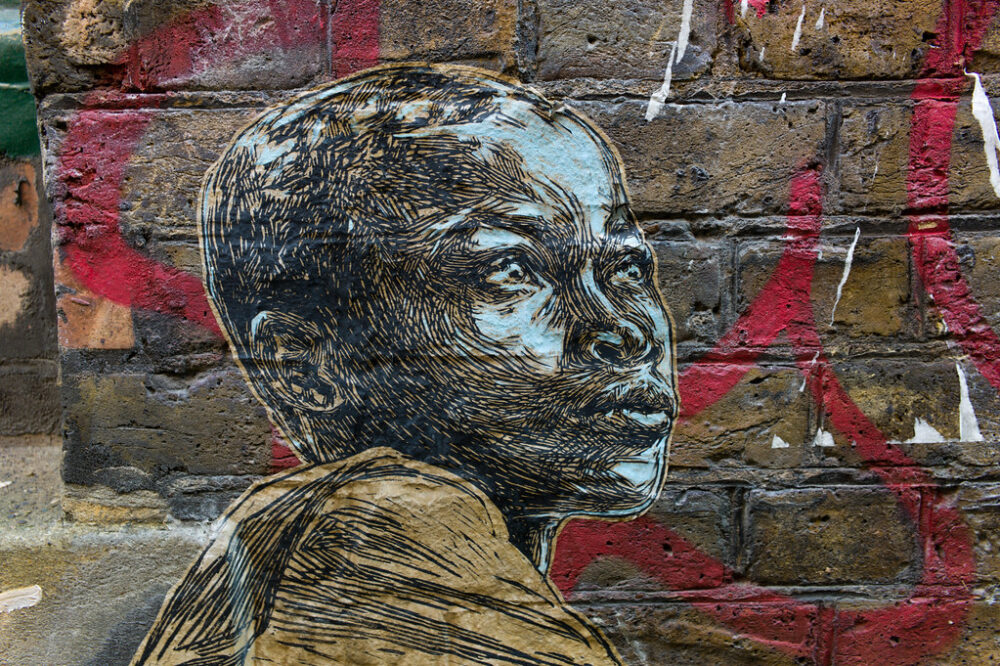 street artist famosi