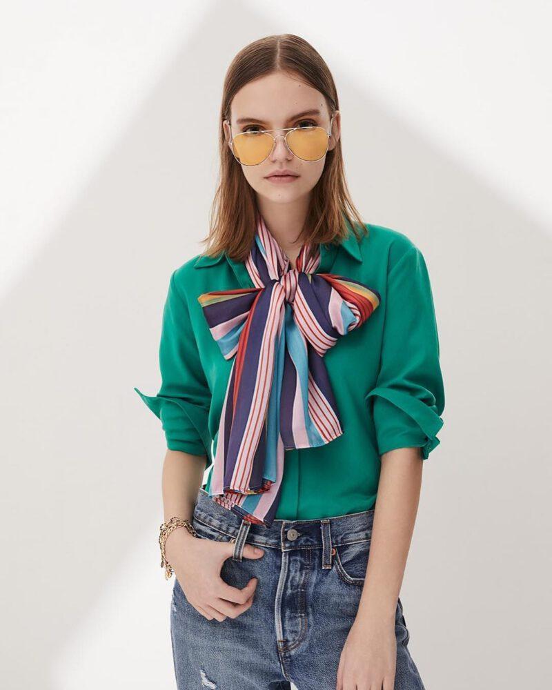 accessori donna foulard